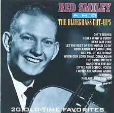 """RED SMILEY, CD """"20 OLD-TIME FAVORITES"""" new sealed"""