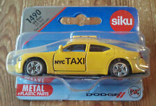 siku 1435 1490 - Chrysler Dodge Charger US Taxi NYC von 2010 - NEU in OVP