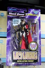 McFarlane Toys Wetworks  Blood Queen Gold & Black Action Figure