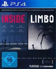 Sony ps4 PlayStation 4 juego Inside + limbo Double Pack nuevo * New