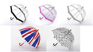 Fulton Funbrella Children's Kids Dome Umbrella High Quality Choose Your Colour