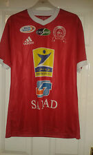 Mens Football Shirt - Kawkab Marrakech - Morocco - Adidas - Red - XL Home - RARE