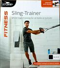 TRX suspension trainer to train at home or outdoor - Fullbody workout training