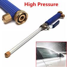 High Pressure Car Washer Sprayer Cleaner Garden Watering Nozzle Water Gun Hose