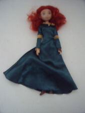 "DISNEY BRAVE THERIDA 12"" RAG  DOLL - IN DRESS & SHOES"