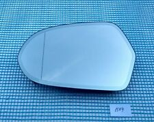 12-18 OEM ORIGINAL AUDI A6 S6 LEFT side Auto DIM HEATED MIRROR GLASS LH euro