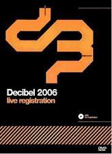 Decibel 2006 = Live Registration = DVD = hardstyle Jumpstyle GABBER HARDCORE!!!