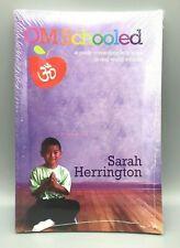 OM SCHOOLED By Sarah Herrington Yoga Instruction Teaching Children Kids Youth