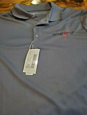 New Bowtech Shooter Shirt size large color gray.