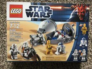Lego Star Wars 9490 Droid Escape NISB