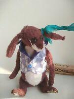 Teddy Rabbit Mafin OOAK Artist Teddy by Voitenko Svitlana.
