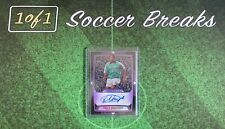 2019-20 Obsidian Soccer Auto Purple PAULO WANCHOPE Manchester City 12/75
