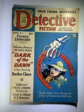 Detective Fiction - Albert E. Ullman