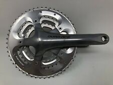 Shimano DURA-ACE FC-7803 10s Triple 52/39/30 172.5mm Crankset GOOD USED