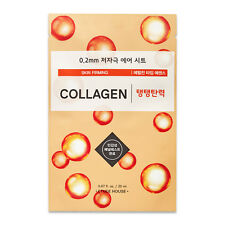 Etude House 0.2 Therapy Air Mask Sheet COLLAGEN Skin Firming 15+1pcs