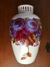 Seltene Rosenthal Vase Selb-Bavaria L. - B.167/2 ? Blumendekor, Alter ?
