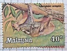Malaysia stamps - Malayan Flying Lemur (Cynocephalus Variegatus) 40 sen 1983