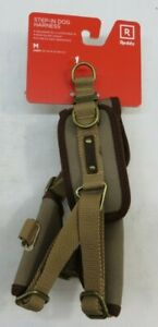 REDDY Dog Harness MEDIUM Adjustable TAN Brown Chest 20-26 Inches 3243526
