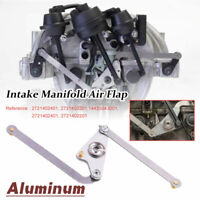 Intake Manifold Air Flap Runner Lever Repair Kit For Benz M272 V6 M273 V8