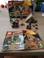 Lego indiana jones Jungle Duel (7624)