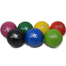 softX Therapieball Ø 18 cm Schaumstoff-Ball Softball Spielball mittel NEU in OVP