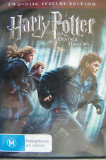 DVD Harry Potter And The Deathly Hallows Part 1 Two Disc Special Edition Region4
