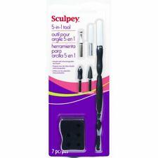 Sculpey 5 en 1 herramienta ASCT 01-el costo más bajo en Reino Unido-rap, FIMO, ABALORIOS, Herramientas