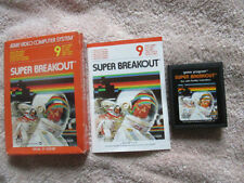 Arcade Atari 2600 Video Games with Manual