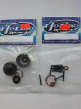 HOBAO Hyper 7 + 8 buggies H87343C,H87343S, Spider diff case, srews and o rings