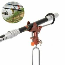 Stainless Steel Fishing Rod Holder Tackle Rest Adjustable Stand Handle Support