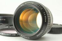 [Exc+4 w/Hood] Minolta MC ROKKOR 58mm f/1.2 Lens from Japan #219