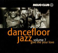 MOJO CLUB / DANCEFLOOR JAZZ 8 = Szabo/Syreeta/Jones...= CD = JAZZ FUNK SOUL