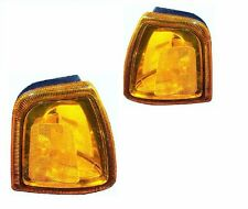 FLEETWOOD FLAIR 2006 2007 33R CORNER TURN SIGNAL LIGHTS LAMPS NEW RV - SET
