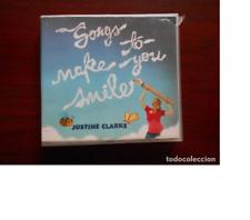 CD JUSTINE CLARKE - SONGS TO MAKE YOU SMILE (2Z)