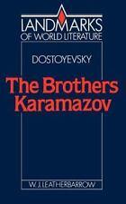 Dostoyevsky: The Brothers Karamazov Landmarks of World Literature