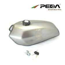 9L Cafe Racer Tank Motorcycle Vintage Fuel Gas Can Tanks For HONDA CG 125 250