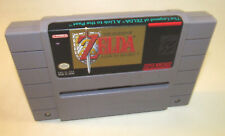 The Legend of Zelda: A Link to the Past Super Nintendo SNES Game Very Good Shape