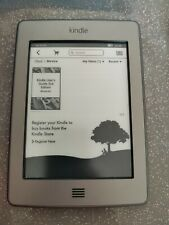 "Dispositivo Amazon Kindle 5 TÁCTIL eReader 6"" T e-Ink Pantalla Táctil 3GB Wifi caso Inc"