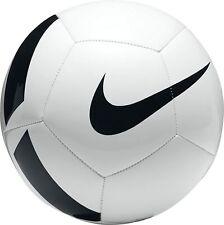 Nike Nk Pitch Team Ball, Unisex, White (White/Black), 4