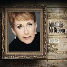 AMANDA MCBROOM - VOICES [CD]