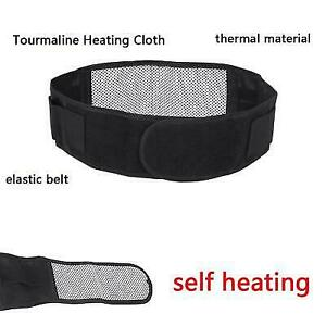 Self-heating Thermal Magnetic Heat Waist Belt Pain Relief Lower Back Lumbar Care