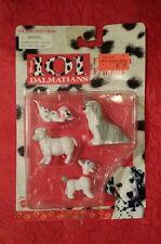Disney 101 Dalmations Fun with Friends PVC Figures Arcotoys / Mattel NEW / NOC!
