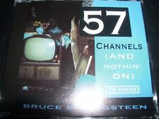 Bruce Springsteen – 57 Channels (And Nothin' On) - The Remixes Promo CD Single