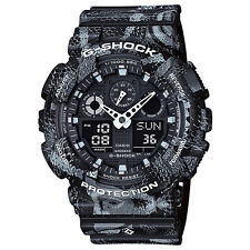 CASIO G-SHOCK x MARCELO BURLON Limited Edition Watch GA-100MRB-1A GA100MRB-1A