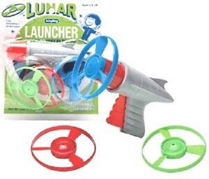 Lunar Launcher Space Pistol Retro toy Ray Gun