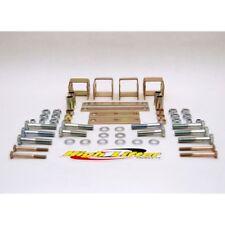 "Vinson ATV Complete 2/"" Lift Spacer Kit StreetRays Suzuki King Quad Eiger"