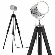 [lux.pro] Studio - Lámpara de pie [140 cm] Retro Studio Lámpara de pie
