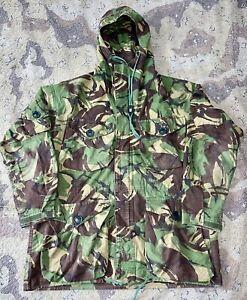 1980's SAS SBS gabardine pale windproof smock Large DPM camo camouflage army