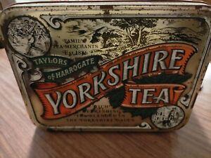 Vintage Yorkshire Tea Tin