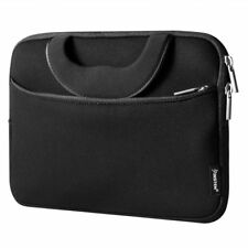 "10"" Laptop Sleeve Case Carry Bag + Handle For Tablet iPad Notebook Computer PC"